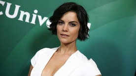 Jaimie Alexander arrives at the NBCUniversal Summer TCA Tour at the Beverly Hilton Hotel on Wednesday, Aug. 12, 2015, in Beverly Hills, Calif. (Photo by Rich Fury/Invision/AP)