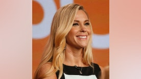 """Participant Kate Gosselin speaks about the NBC television show """"The Celebrity Apprentice"""" during the TCA presentations in Pasadena, California, January 16, 2015. REUTERS/Lucy Nicholson  (UNITED STATES - Tags: ENTERTAINMENT PROFILE MEDIA) - RTR4LQTU"""