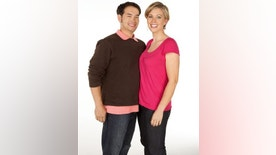 """In this publicity image released by TLC, reality TV stars, Jon Gosselin, left, and his wife Kate Gosselin, from the TLC series, """"Jon & Kate Plus 8,"""" are shown. (AP Photo/TLC, Karen Alquist) ** NO SALES **"""