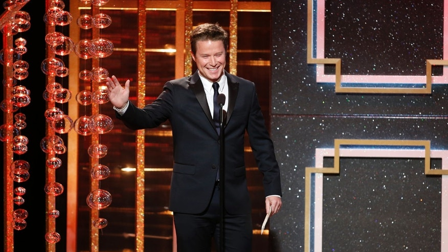 Billy Bush at the 41st Annual Daytime Emmy Awards in 2014.
