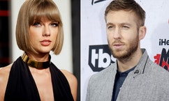 taylor swift calvin harris split reuters