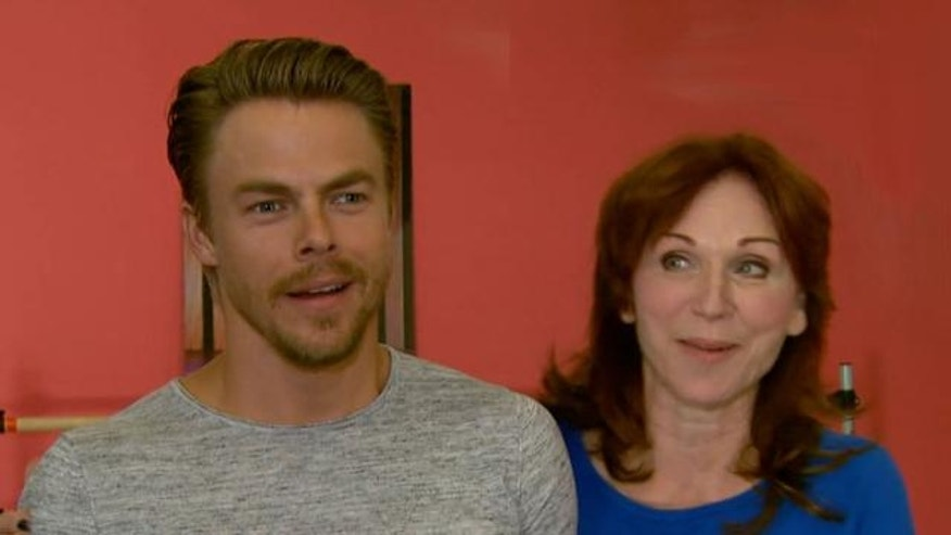 """Derek Hough and Marilu Henner are the early favorites for this season of """"Dancing with the Stars."""""""