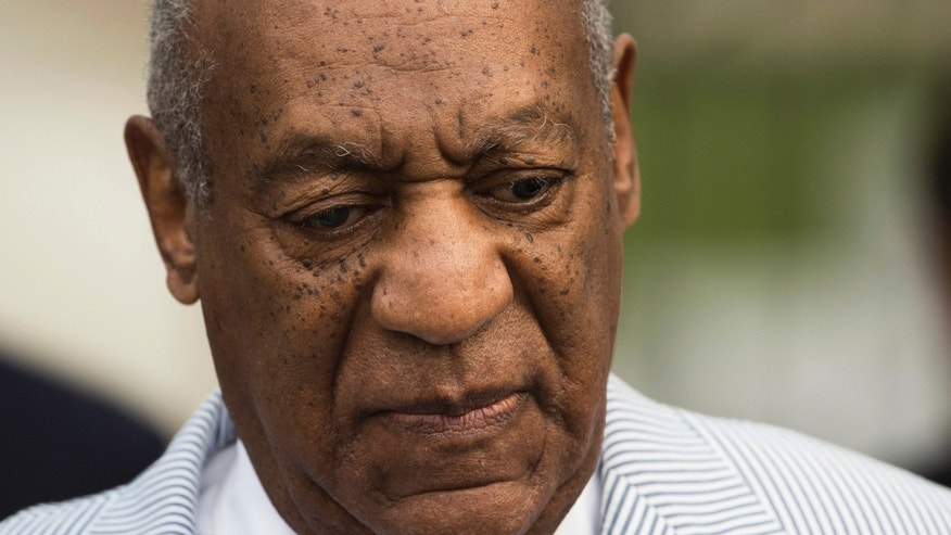 Bill Cosby in court in Philadephia, Penn. on September 6, 2016.