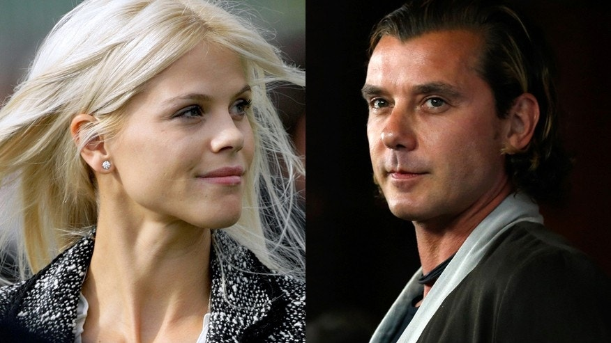 gavin rossdale  elin nordegren reportedly hit it off on first date