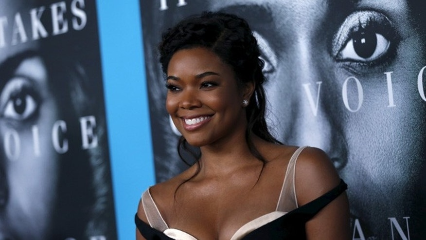 "March 2016. Gabrielle Union at a screening of ""Confirmation."""
