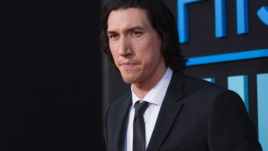 "Cast member Adam Driver poses at the premiere of ""This Is Where I Leave You"" in Hollywood, California September 15, 2014."