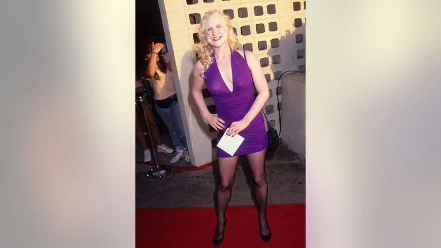 "Actress Kim McGuire attends the ""Madonna: Truth or Dare"" Hollywood Premiere on May 6, 1991 at the Cinerama Dome Theatre in Hollywood, California."