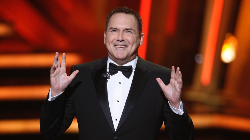 Host Norm Macdonald speaks to the audience at the 2016 Canadian Screen Awards in Toronto, Ontario March 13, 2016.