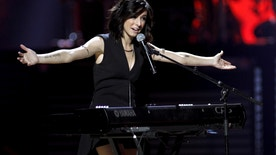 Macy's iHeartRadio Rising Star singer Christina Grimmie performs during the 2015 iHeartRadio Music Festival at the MGM Grand Garden Arena in Las Vegas, Nevada September 18, 2015. REUTERS/Steve Marcus/File Photo - RTX2FLYQ