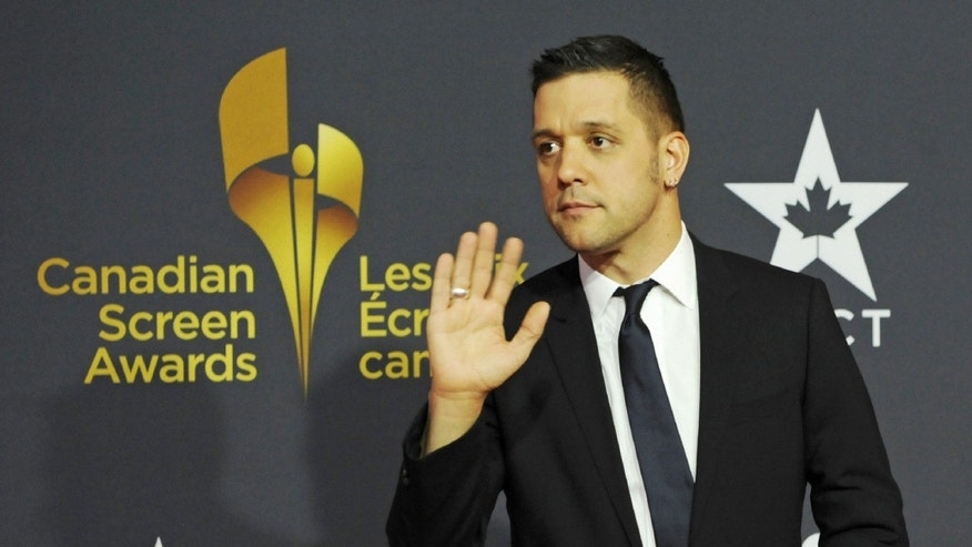 George Stroumboulopoulos in 2013.