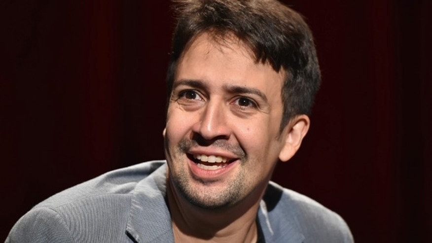 Lin-Manuel Miranda at The Edison Ballroom on August 15, 2016 in New York City.