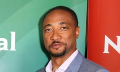 """FILE - In this Aug. 13, 2015 file photo, Damon Gupton arrives at the NBCUniversal Summer TCA Tour in Beverly Hills, Calif. CBS announced, Friday, Sept. 30, 2016, that Gupton will join the cast of """"Criminal Minds,"""" as a series regular. He will play Special Agent Stephen Walker from the Behavioral Analysis Program which is the counterintelligence division of the FBI. (Photo by Rich Fury/Invision/AP, File)"""