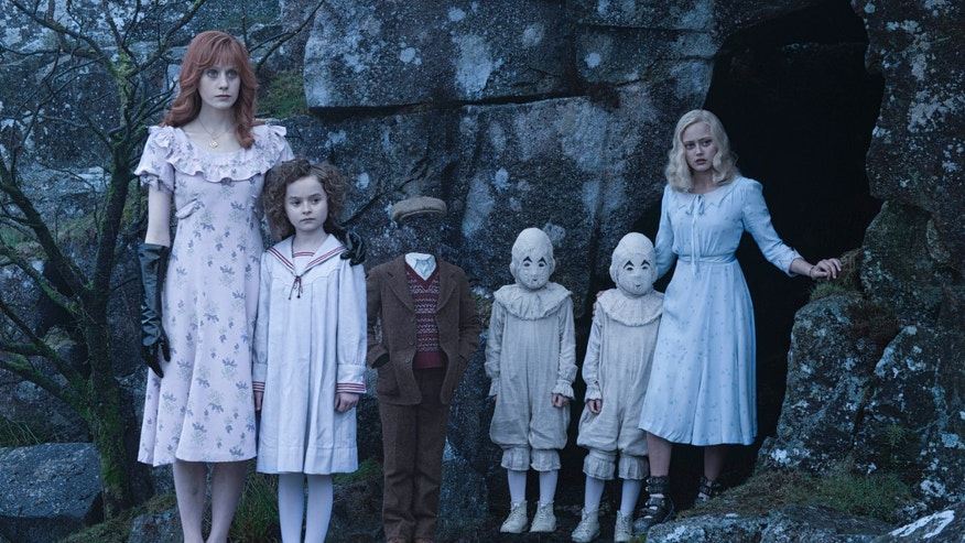 """Miss Peregrine's Home for Peculiar Children"" bested ""Deepwater Horizon."""