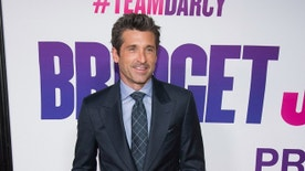 "Patrick Dempsey attends the premiere of ""Bridget Jones's Baby"" at The Paris Theatre on Monday, Sept. 12, 2016, in New York. (Photo by Charles Sykes/Invision/AP)"