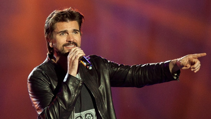 Colombian singer Juanes in a Dec. 11, 2015 file photo.