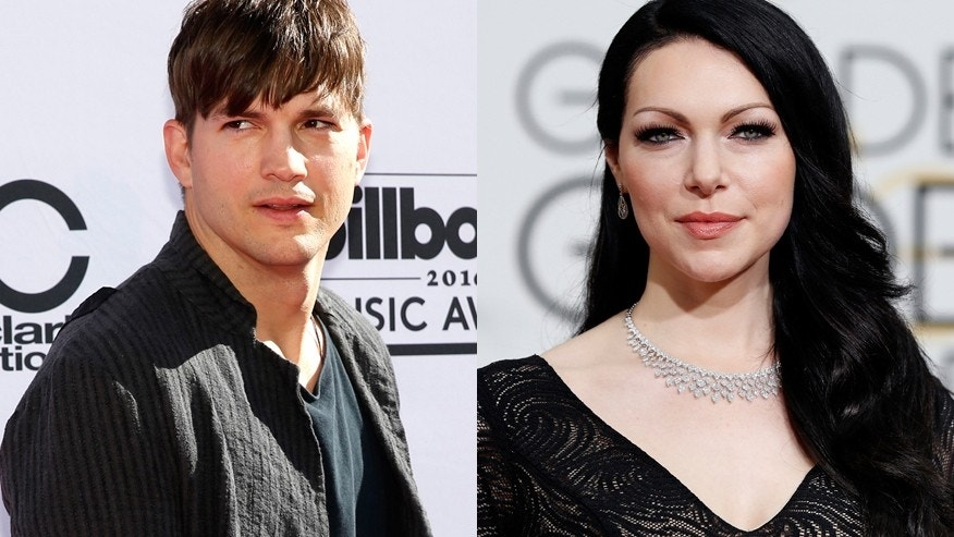 ashton kutcher laura prepon reuters