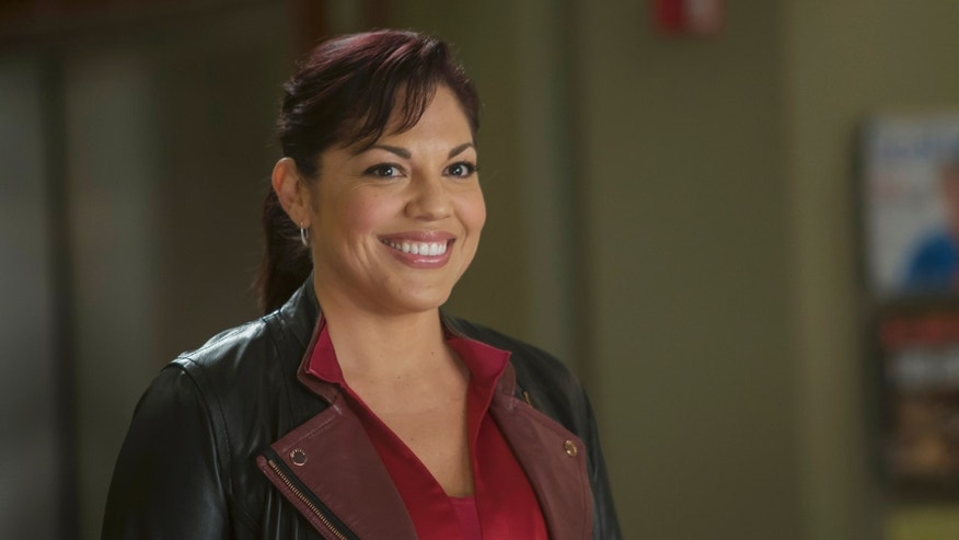 "Sara Ramirez on ""Grey's Anatomy."""