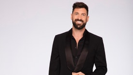 """DANCING WITH THE STARS - MAKSIM CHMERKOVSKIY - The stars grace the ballroom floor for the first time on live national television with their professional partners during the two-hour season premiere of """"Dancing with the Stars,"""" which airs MONDAY, SEPTEMBER 12 (8:00-10:01 p.m., ET) on the ABC Television Network. (ABC/Craig Sjodin)"""
