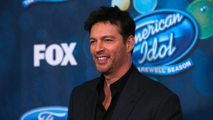 Harry Connick, Jr. will fill in for Billy Bush on Monday's 'Today' show