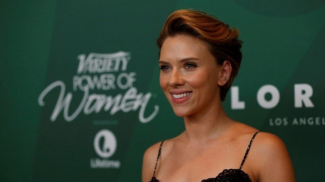 Scarlett Johansson and Miley Cyrus get political