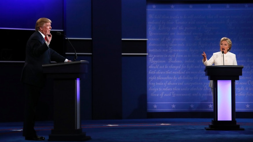 Final debate is third most-watched presidential match ever
