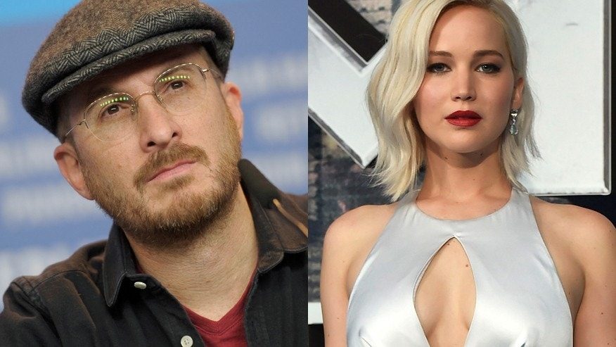 Darren Aronofsky jennifer lawrence reuters