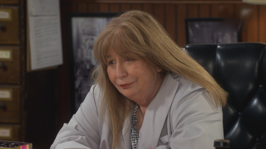Penny Marshall opened up about her brother Garry Marshall.