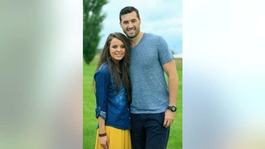 Jinger Duggar and Jeremy Vuolo wed over the weekend.