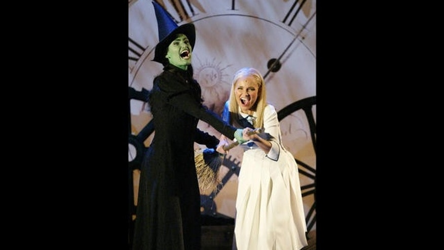 """Wicked"" is one of the Broadway shows that will be closed on Election night."