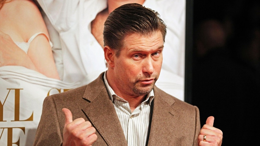 Actor Stephen Baldwin.