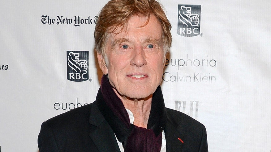 Nov. 30, 2015:  Actor Robert Redford attends The Independent Filmmaker Project's 25th Annual Gotham Independent Film Awards in New York.