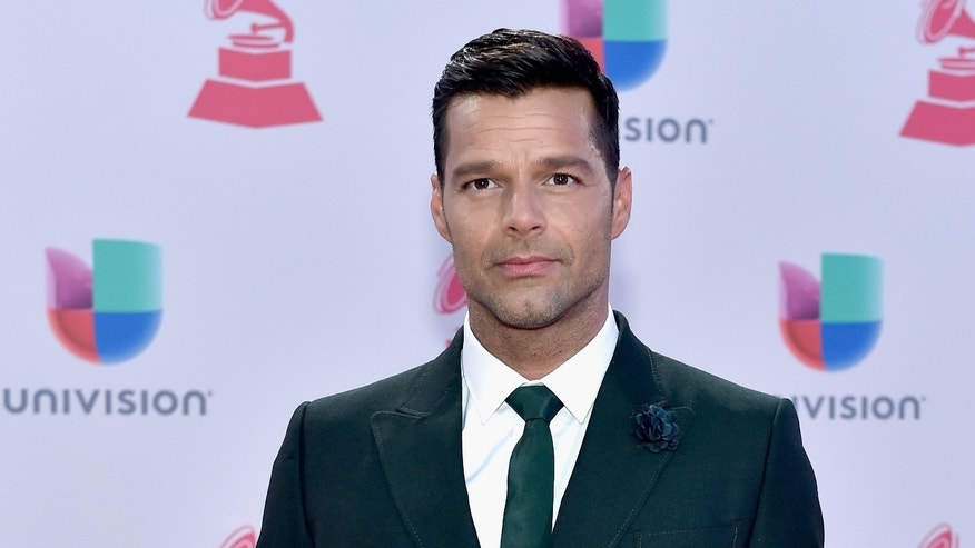 LAS VEGAS, NV - NOVEMBER 19:  Singer Ricky Martin attends the 16th Latin GRAMMY Awards at the MGM Grand Garden Arena on November 19, 2015 in Las Vegas, Nevada.  (Photo by David Becker/Getty Images for LARAS)