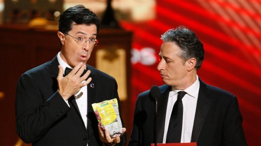Stephen Colbert and Jon Stewart nearly left Comedy Central in 2012 when talks to renew their contracts went awry.