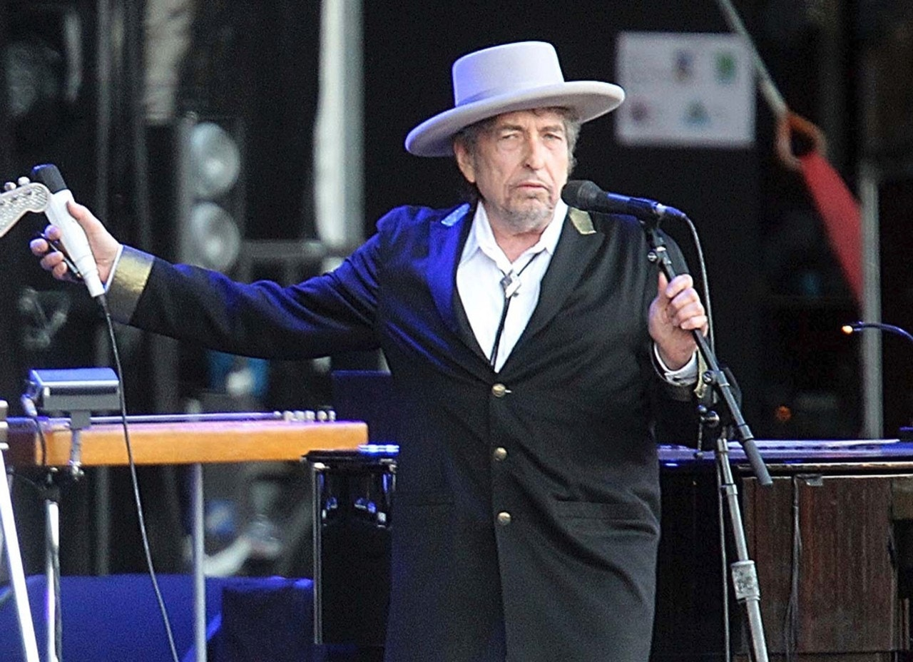 White House: Bob Dylan to skip meeting with Obama