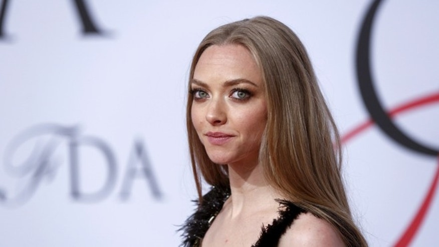 Amanda Seyfried says she can smell the TV while pregnant.