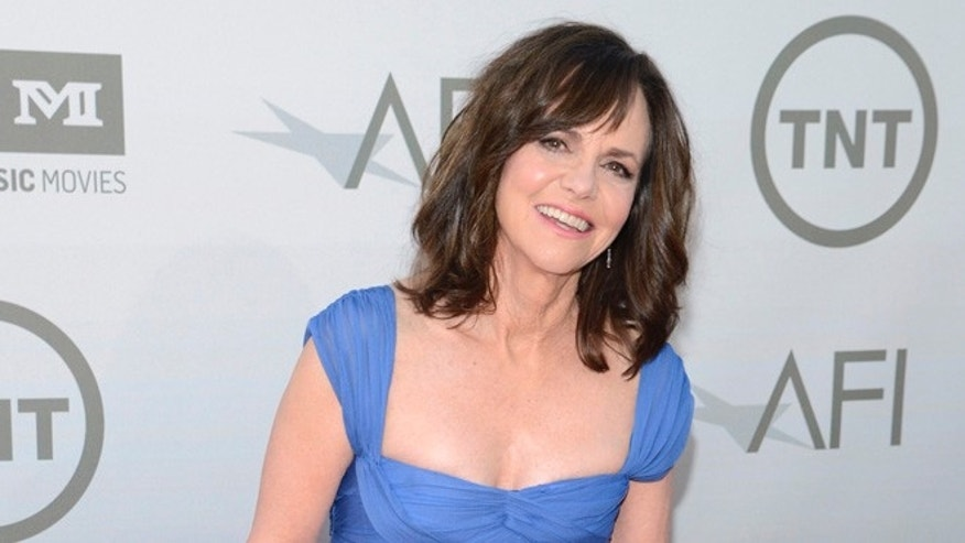 "Sally Field reminisced about landing her first big role as ""Gidget."""