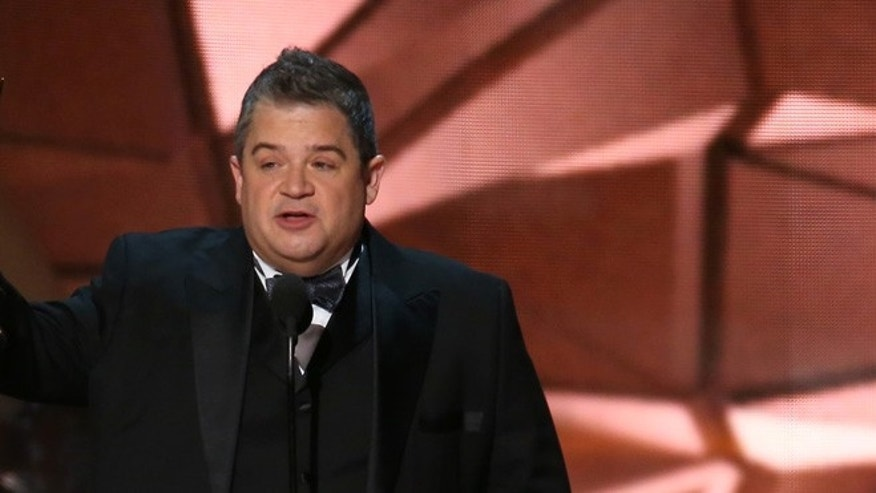 Patton Oswalt has penned a heartbreaking letter about being a single dad.