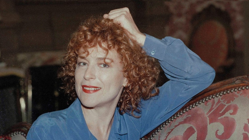 In this Nov. 3, 1991, file photo, Margaret Whitton poses in Los Angeles.