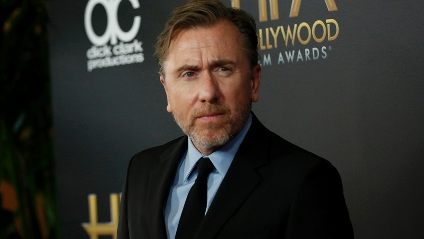 Actor Tim Roth arrives at the Hollywood Film Awards in Beverly Hills, California November 1, 2015.
