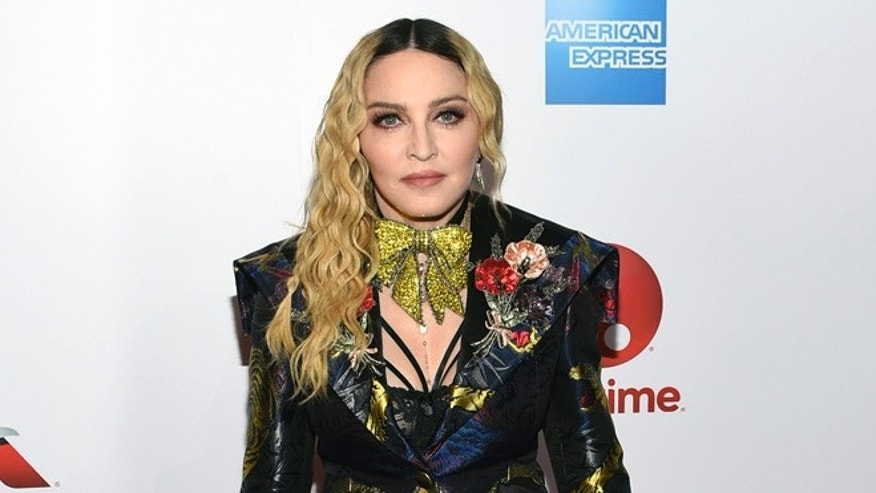 Madonna gave an emotional speech at the annual Billboard Women in Music Awards.