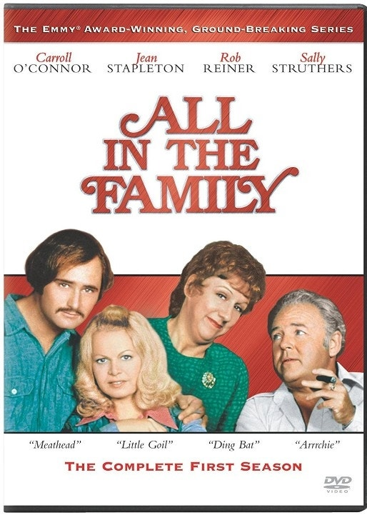 Things you don t know about all in the family