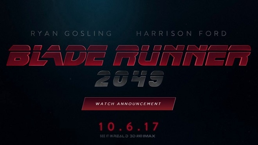 New trailer for Blade Runner 2049 released