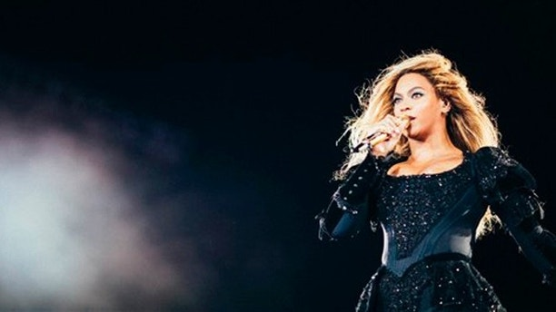 IMAGE DISTRIBUTED FOR PARKWOOD ENTERTAINMENT - Beyonce performs during the Formation World Tour at Estadio Olimpico on Wednesday, August 3, 2016 in Barcelona, Spain. (Photo by 13th Witness/Invision for Parkwood Entertainment/AP Images)