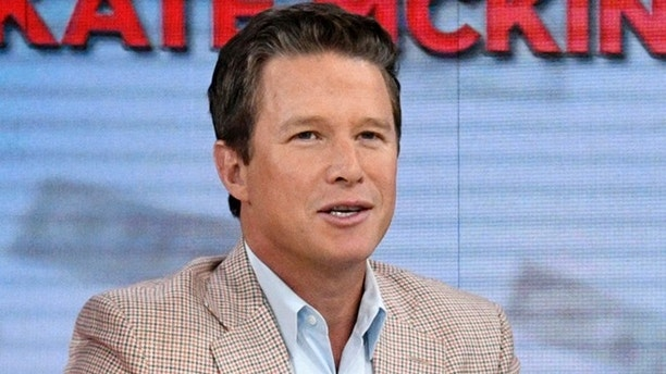 "In this Sept. 26, 2016 photo released by NBC, co-host Billy Bush appears on the ""Today"" show in New York. Bush says he's ""embarrassed and ashamed"" by a 2005 conversation he had with Donald Trump in which Trump made lewd comments about women. Bush, then a host of the entertainment news show ""Access Hollywood,"" was chatting with Trump as the businessman waited to make a cameo appearance on a soap opera. In a statement Friday, Oct. 7, Bush says he was younger and less mature when the incident occurred, adding that he ""acted foolishly in playing along."" (Peter Kramer/NBC via AP)"
