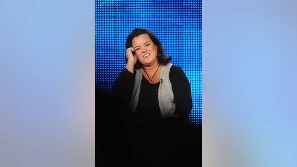 """Executive producer Rosie O'Donnell participates in a panel for HBO's """"A Family Is A Family Is A Family: A Rosie O'Donnell Celebration"""" during the HBO sessions of the Television Critics Association winter press tour in Pasadena, California January 14, 2010. REUTERS/Phil McCarten (UNITED STATES - Tags: ENTERTAINMENT) - RTR28VK9"""