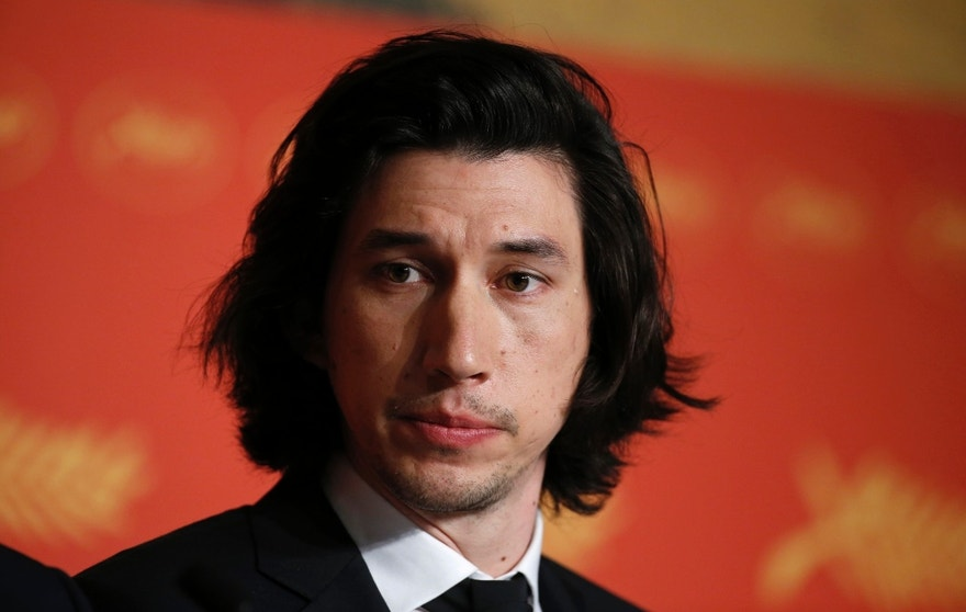 "Cast member Adam Driver takes part in a news conference  for the film ""Paterson"" in competition at the 69th Cannes Film Festival in Cannes, France, May 16, 2016. REUTERS/Eric Gaillard  - RTSEIME"