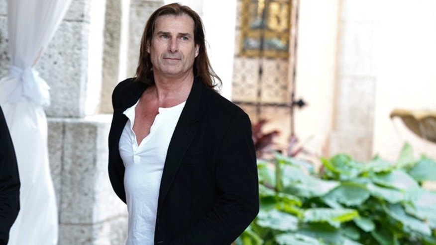 Fabio is one of Donald Trump's celebrity supporters.