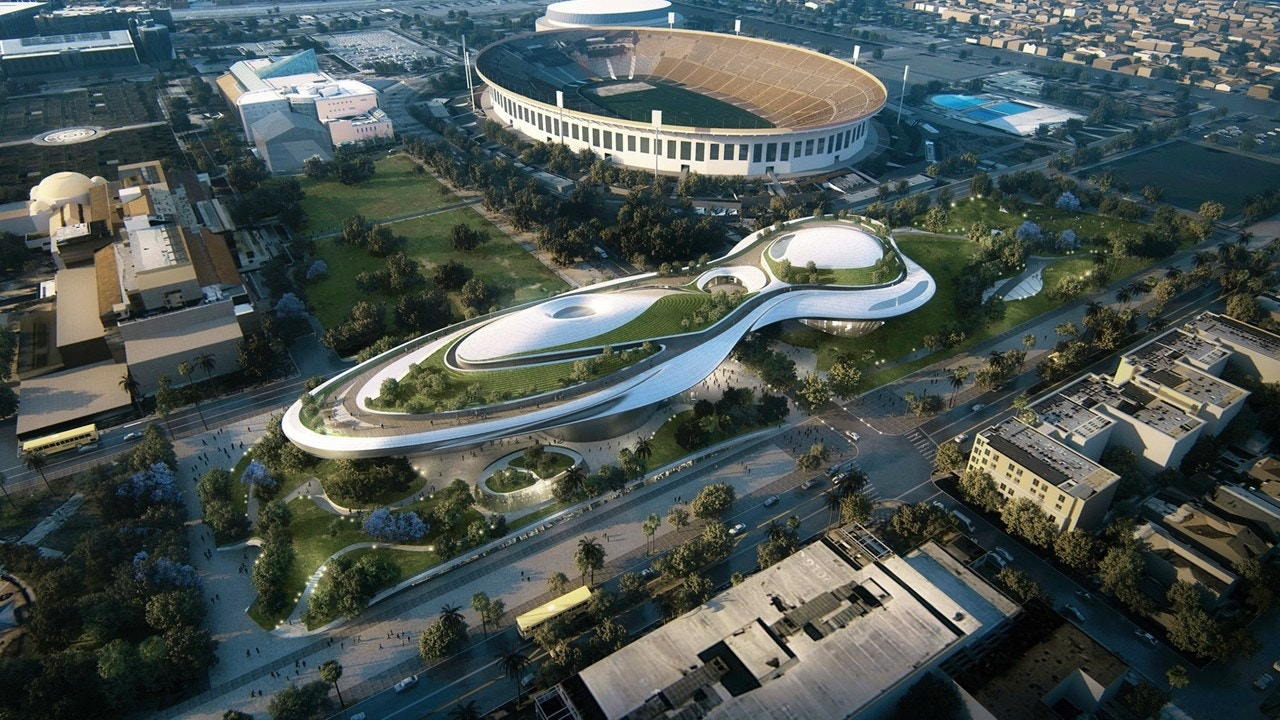 Los Angeles beats San Francisco for George Lucas museum site