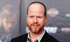 "Director Joss Whedon poses at the world premiere of the film ""Marvel's The Avengers"" in Hollywood, California April 11, 2012. REUTERS/Danny Moloshok (UNITED STATES - Tags: ENTERTAINMENT) - RTR30MF5"