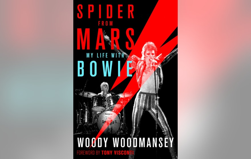 Cover.Spider from Mars